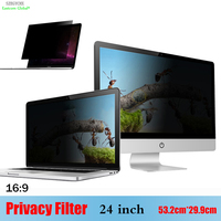 24 Inch Monitor Protective Screen Anti Glare Privacy Filter Laptop Notebook Screen Protector Film Computer 16