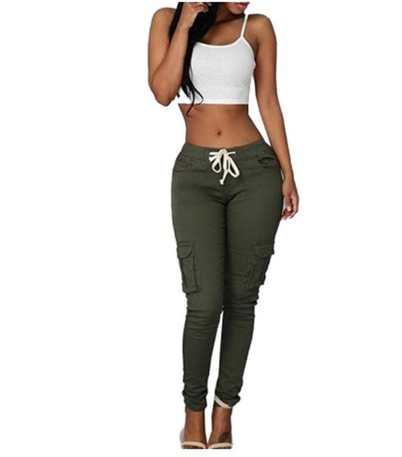 Elastic Sexy Skinny Pencil NEW For Women Leggings   Jeans   Woman High Waist   Jeans   Women's 2019 Thin-Section Denim Pants
