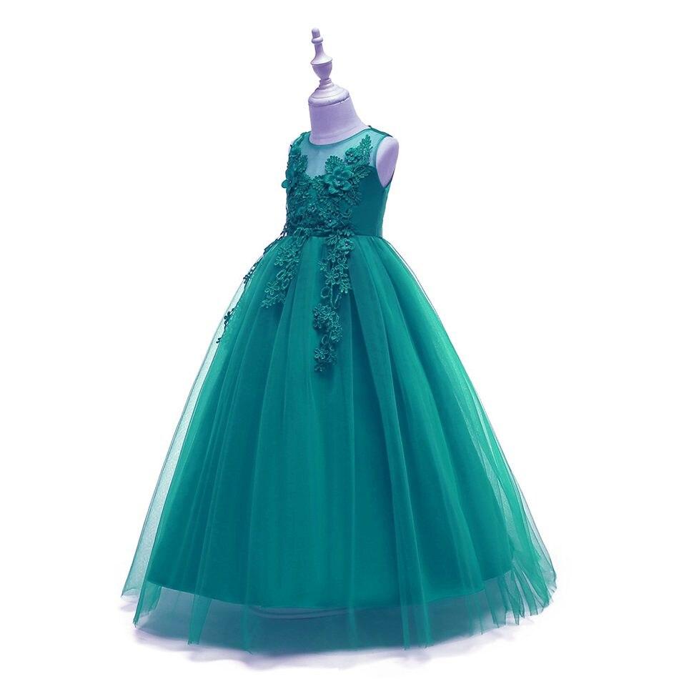 Girl Princess Dress (12)