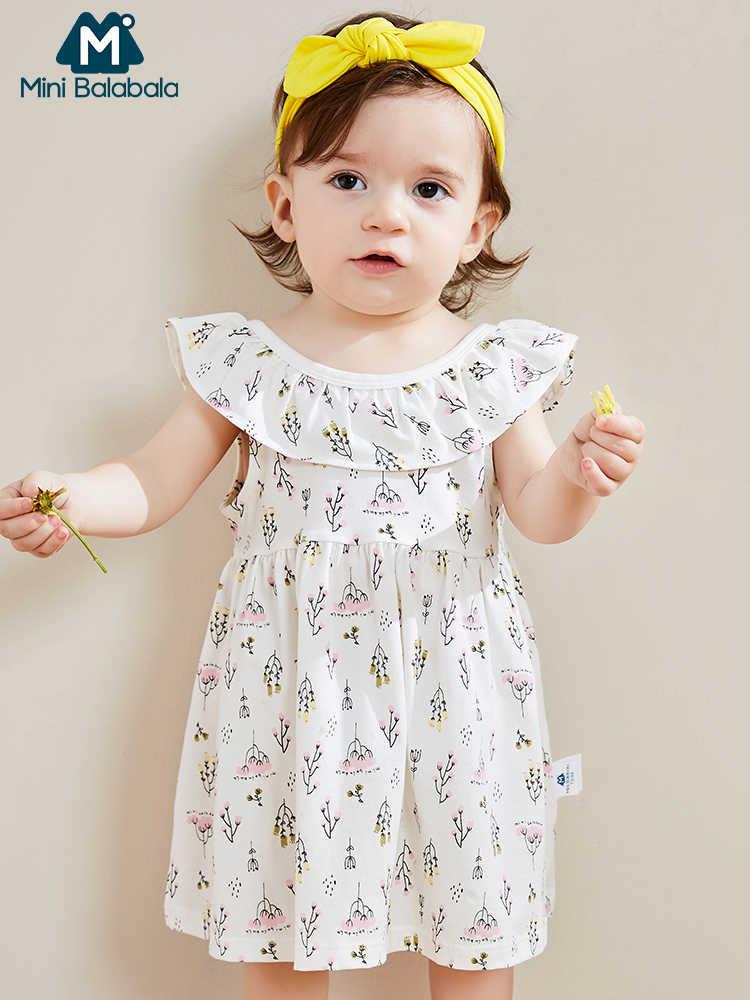 Мини balabala2019 новое летнее платье для малышей платья в клетку на бретелях для маленьких девочек модная мягкая хлопковая одежда для детей