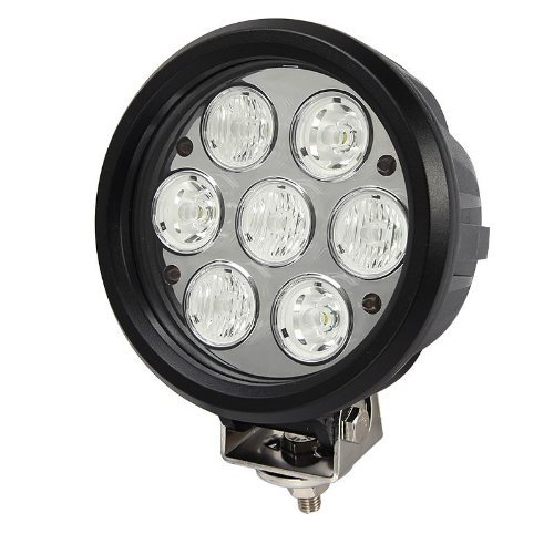 6 Inch 70W Cree Chips Round LED Work Light Offroad Vehicle Bumper Lamp Spot Flood Combo Beam Truck Boat ATV Fog Lamp Headlight 4pcs lot 200w led work light 20pcs 10w high intensity cree leds 200w led work light led lamp