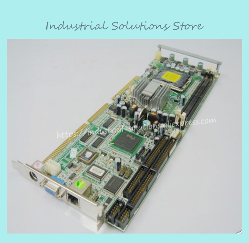 Sbc81202 Industrial Computer Motherboard SBC81202 REV.A1-RC board 100% tested perfect quality industrial floor picmg1 0 13 slot pca 6113p4r 0c2e 610 computer case 100% tested perfect quality
