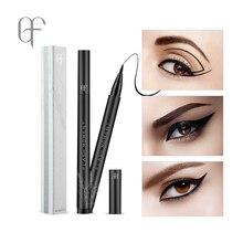 FlashMoment Waterproof Eyeliner Smooth Thick Black Long Lasting Eye Liner Pencil Cosmetic Makeup Liquid