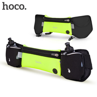 Fashion Belt Phone Bag For Running Sports For IPhone Samsung Huawei With Shiny Refective Bands For