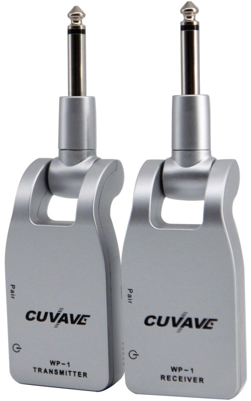2019 CUVAVE WP-1 2.4G Sans Fil Guitare Système Émetteur et Récepteur Intégré Rechargeable Au Lithium - 5