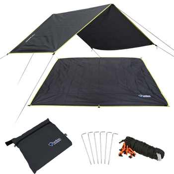 Camping Mat Ultralight Outdoor Waterproof Tent Tarp Footprint Ground Oxford Sheet Mat Blanket Canopy for Camping Hiking Picnic - DISCOUNT ITEM  26% OFF All Category