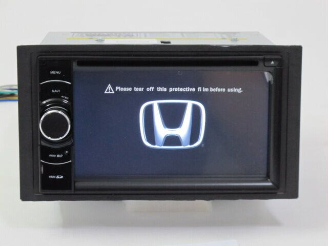 For Honda Pilot 20032008 Car Android GPS Navigation Radio TV DVD Player Audio Video Stereo