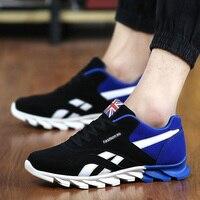 UNN Men Casual Shoes Spring Autumn Breathable Mens Flats Shoes Zapatillas Hombre Fashion Shoes Male 1