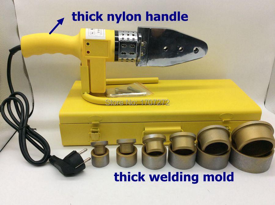 Máquina de soldadura electrónica de temperatura constante PPR AC - Equipos de soldadura - foto 2