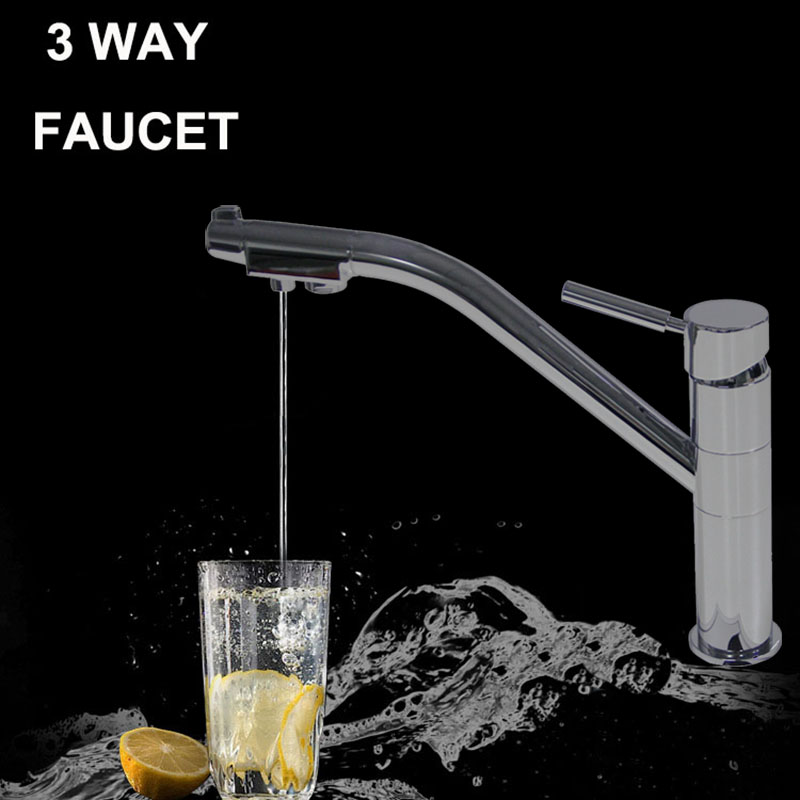 Filter Kitchen Faucet Mixer 3 in 1 Filter Tap Pure Drinking Filtered Water Hot Cold Tap Water 3 Way Filter Kitchen Tap Mixer Filter Kitchen Faucet Mixer 3 in 1 Filter Tap Pure Drinking Filtered Water Hot Cold Tap Water 3 Way Filter Kitchen Tap Mixer