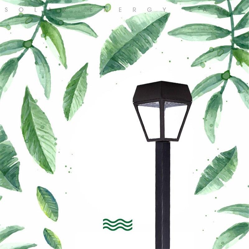 Super Bright Luz LED Solar Power Panel Inserted Lawn Lamp Outdoor Garden Motion Sensor Light Street Energy Saving Garland Decor