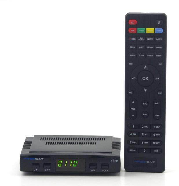 Freesat V7  CCcam Satellite Receiver +1 Year Europe Spain CCcam 4 Clines Server+1 USB WIF Device DVB-S2 Satellite HD Receiver