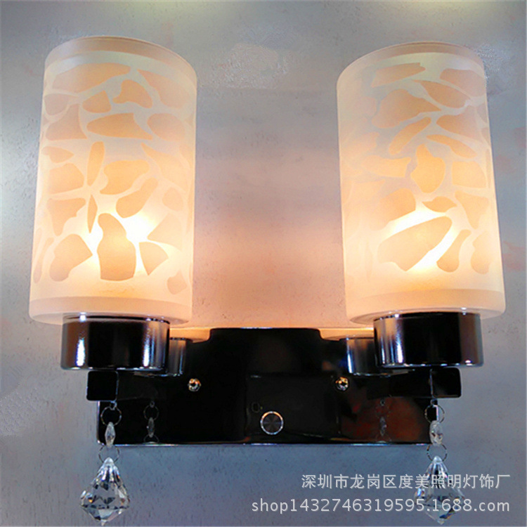 Glass lamp, apply to hotels, guesthouses, bar, engineering bedroom, living room, hallway and other places hotels great escapes africa самые красивые отели африки