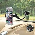 360 graus de rotação universal monopé estande suporte do telefone do carro suporte para iphone 6 s/5S huawei p8 lite samsung galaxy grand prime