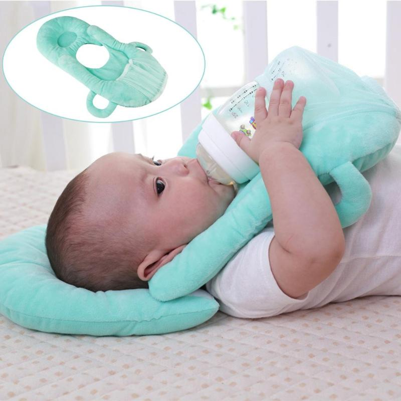 Baby Pillows Functional Nursing Breastfeeding Layered Washable Pillow Adjusting Model Cushion Infant Feeding Pillow Baby Care