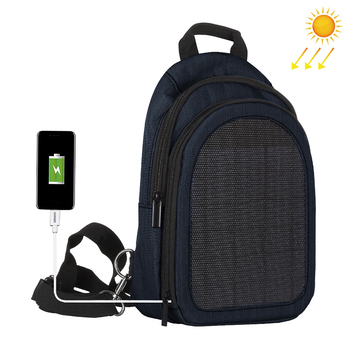 Lixada 2L 5V Solar Power Backpack