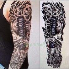 Popularne Tatuaż Ramię Robota Kupuj Tanie Tatuaż Ramię
