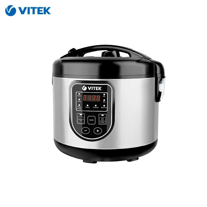 Multicooker Vitek VT-4278 BK multivarka multivarki multivarka cooker multicookings multi cooker pressure cooker dash go egg cooker blue