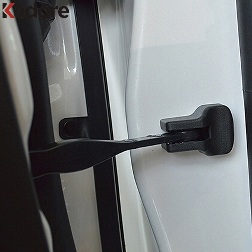 Auto Accessories Car Door Limiting Stopper Protector Case For Nissan Leaf 2017 2018 2019 ...