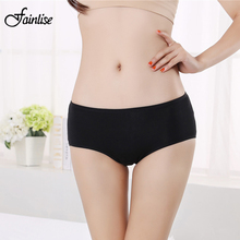 Fainlise Sexy Women's Cotton Panties Women Briefs Female Seamless Underwear Comfortable Woman Intimates Lingerie