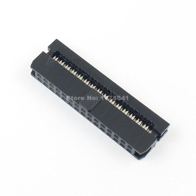 100 pcs per lot 2mm 2 0mm pitch 2x15 pin 30 pin idc fc female header socket  connector