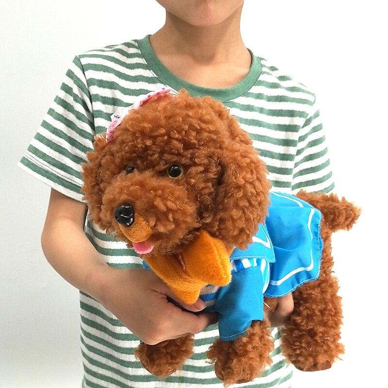 eletrônico cão de estimação brinquedos para crianças
