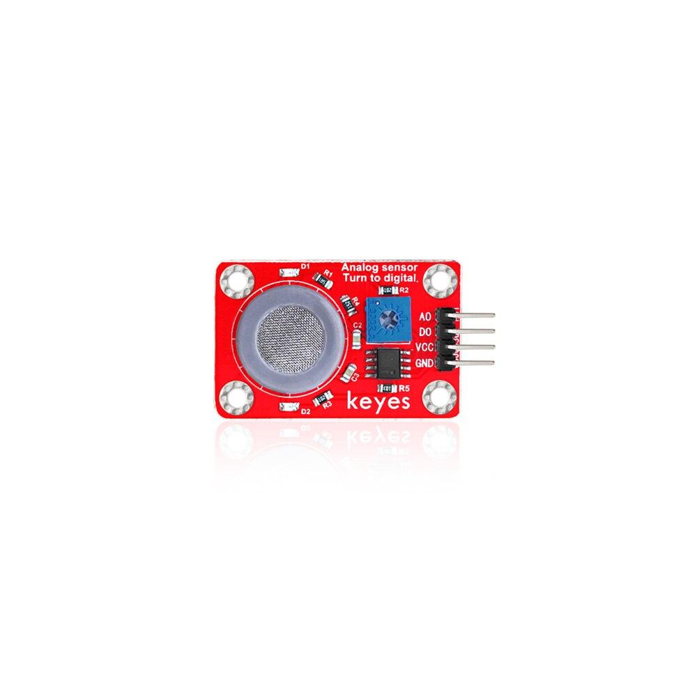 KEYES  MQ-7 Carbon Monoxide Sensor For Arduino /raspberry Pi