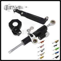 CNC Motorcycle Steering Damper Stabilizer & Bracket For HONDA CBR600RR CBR600 RR CBR 600 600RR 2005 2006 05 06