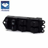 1pcs Power Window Lifter Regulator 25401 1E401 254011E401 Master Control Switch For Nissan Bluebird Pulsar Altima