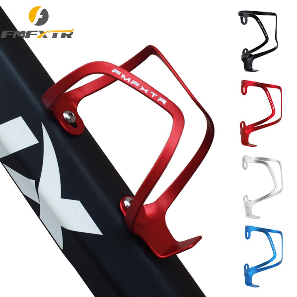 FMFXTR MTB Ultralight Aluminum Alloy Bicycle Water Bottle Cage For Mountain Road Bike Cycling Bottle Holder Bicycle Accessories