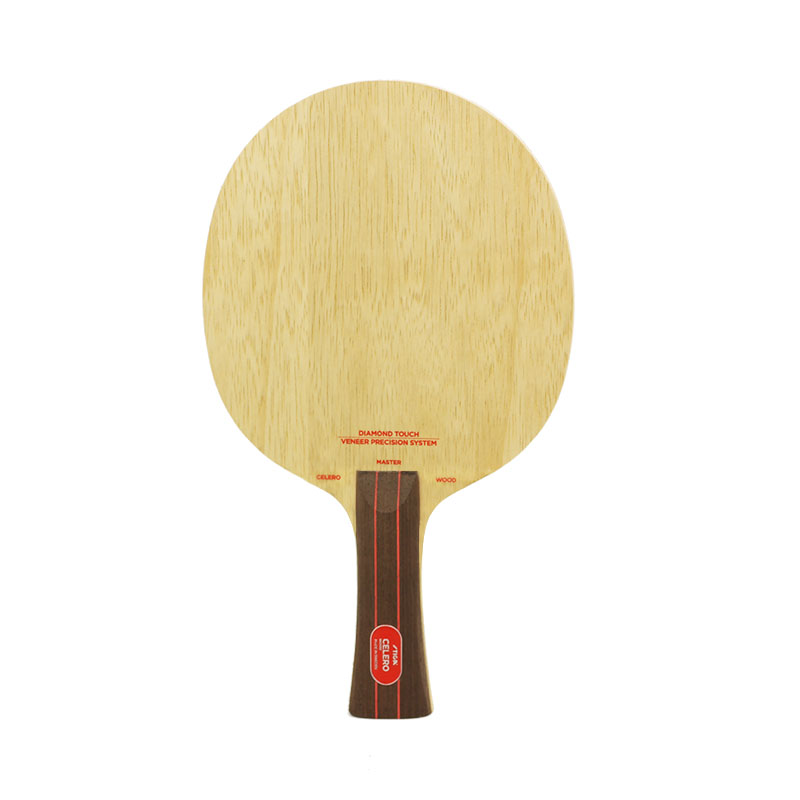 STIGA CELERO WOOD CE Table Tennis Blade (5 Ply Wood) Ping Pong Bat Tenis De Mesa joola flame vii 7 table tennis blade ply wood racket ping pong bat tenis de mesa