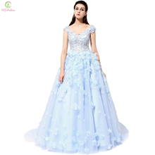 SSYFashion New Luxury High-grade Evening Dress Prom Dresses