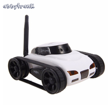 Mini Trcuk Rc Car Wifi Robot IOS Android Support Phone Remote Control Observed Car Shoot 0.3MP Camera Toys For Children Adult