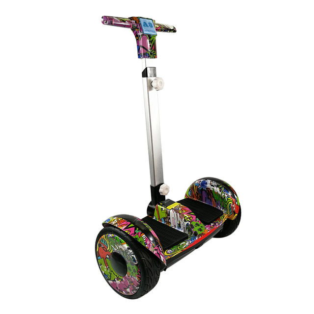 FLJ New 10.5inch Hoverboard Self Balancing Scooter