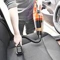 Пылесос для автомобиля 120 Вт 12 в большой мощный Фен и влажный кабель ручной пылесос 360 градусов для очистки любого уголка