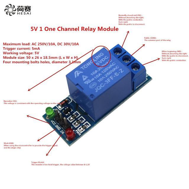 Orange Pi Pc Plus - Relay Module