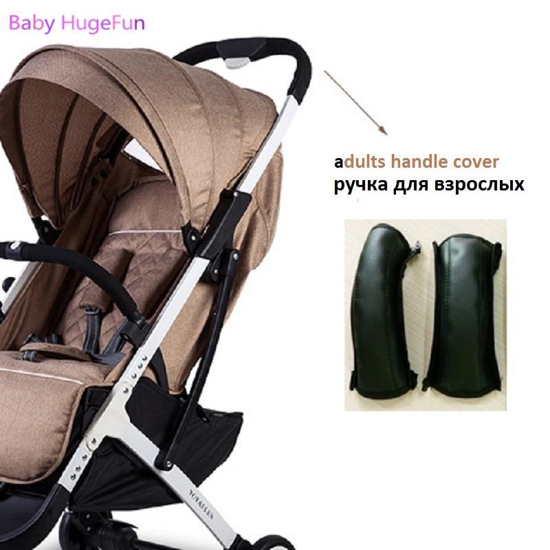 yoya plus YOYA PLUS Baby Stroller Armrest Pu დამცავი - ბავშვთა საქმიანობა და აქსესუარები - ფოტო 2