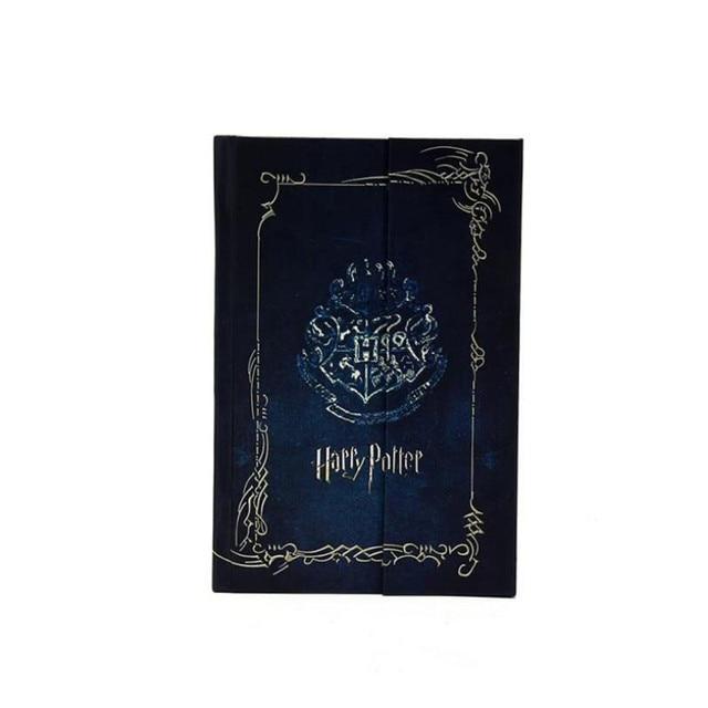 1ccbf03311a4 Nowy Harri Potter Magia Książki Nowy Planner Notebook Pamiętnik Z 2018-2019  Kalendarz Retro Ciężka