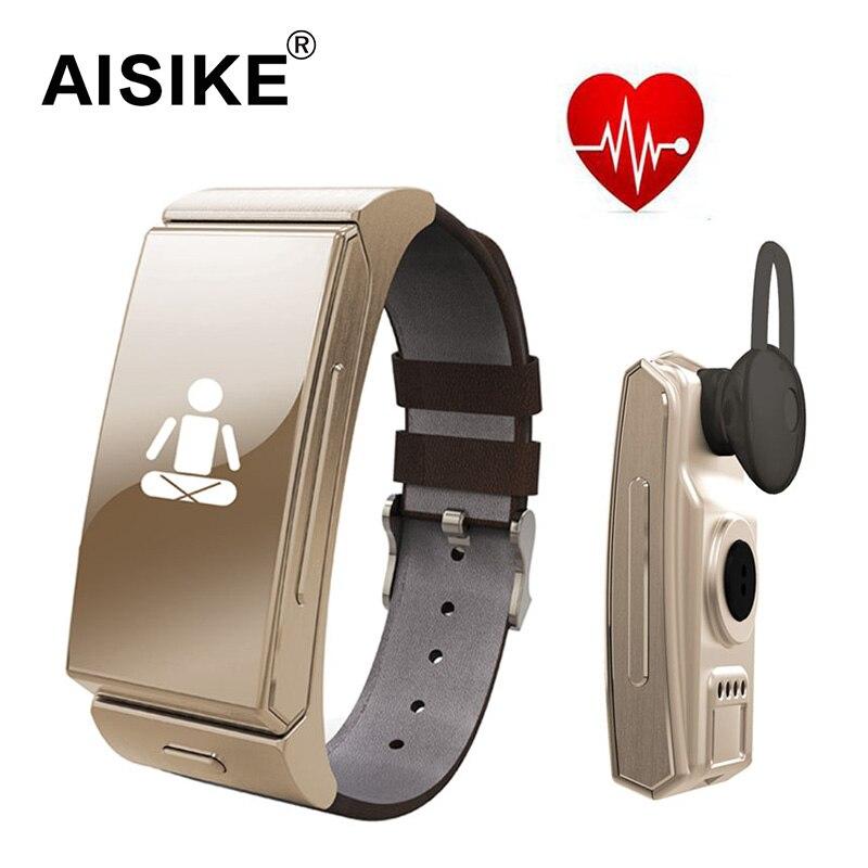 New Arrival Umini U20 Heart Rate Monitor Smartband Bluetooth Headset Remote Camera font b Smartwatch b