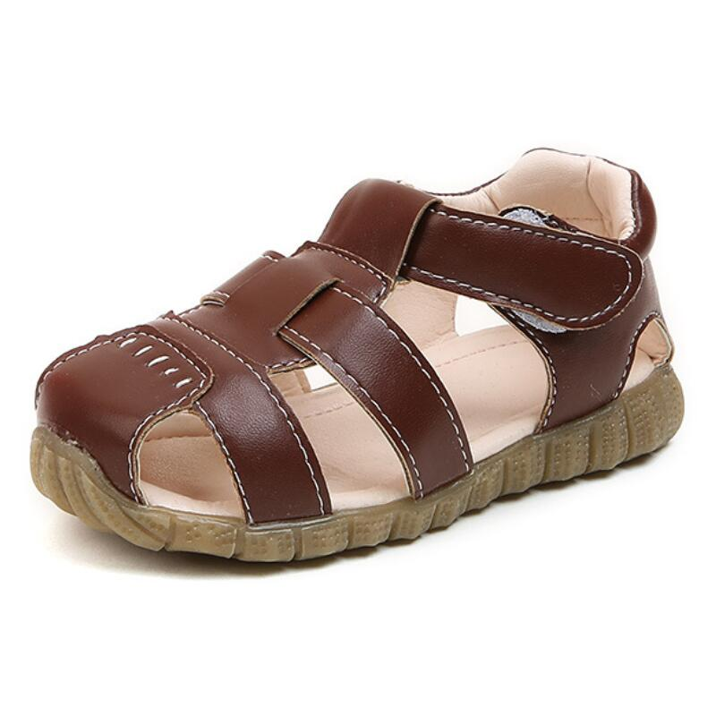 Summer New Childrens Sandals Girls Boys Shoes High Quality Students Casual Fashion Beach Clogs Sandals