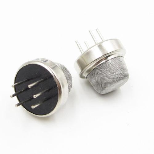 2PCS MQ2 Smoke Sensor Combustible Gas Detection For LPG Propane Hydrogen