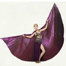 2018 Women Belly Dance Isis Wings Oriental Design New Wings without Sticks