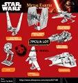 Звездные войны 3D Металл Модель Головоломки ПЕРВОГО ПОРЯДКА SP Китайские игрушки Из Нержавеющей Стали Военная Серия Творческие Подарки
