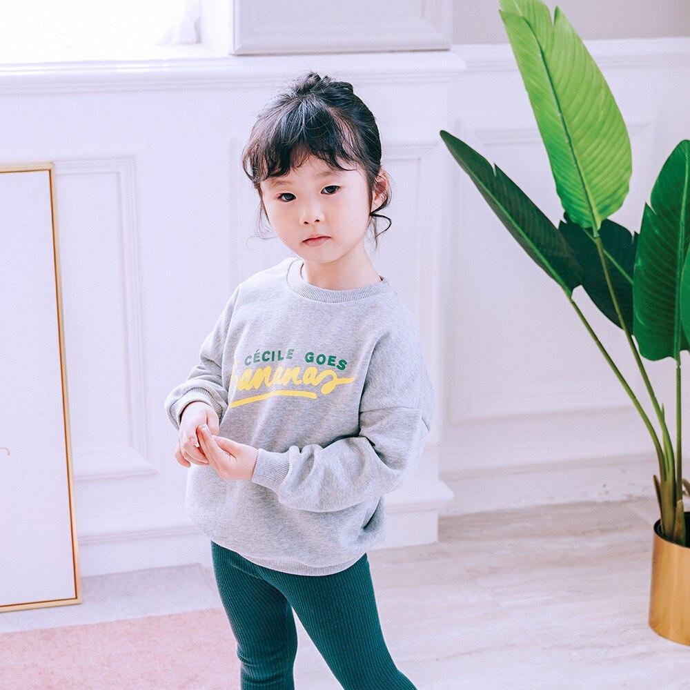 Parents et enfants vêtements maison bébé fille garçon mère et père chandail décontracté maman enfant mode vêtements famille correspondant tenues
