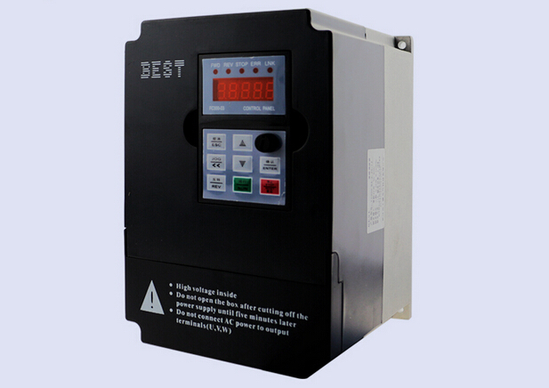VFD 5.5kw frequency inverter spindle driver,380 v, 0-1000HZ ,13A special for spindle motor vfd110cp43b 21 delta vfd cp2000 vfd inverter frequency converter 11kw 15hp 3ph ac380 480v 600hz fan and water pump