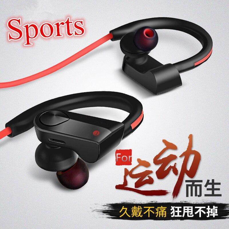 Новый Беспроводные Наушники Зимний Спорт Bluetooth-гарнитура Наушники Для Fly IQ4503 Era Life 6 Мобильный Телефон Earbus Бесплатная Доставка