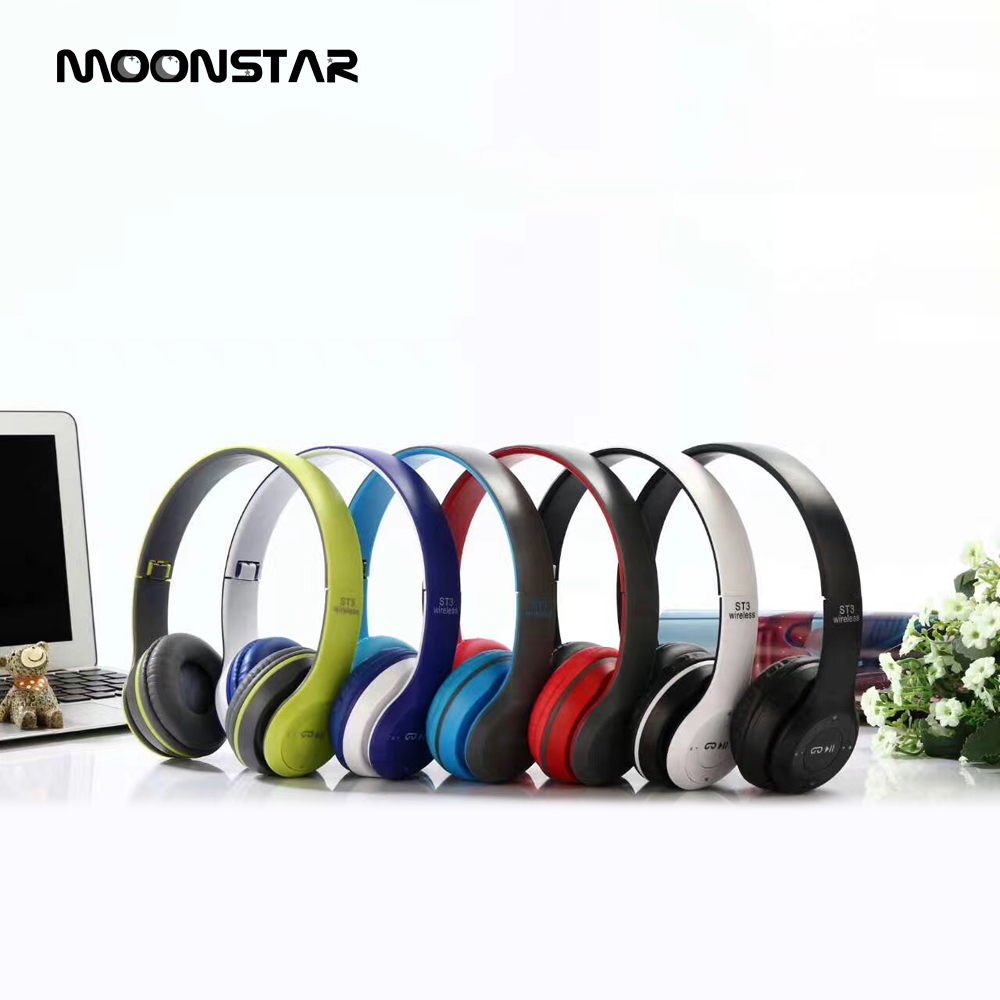 Hot selling Casque sans fil Super Bass Sports headphones Bluetooth4.0 Wireless Headphones Support TF Card mp3 For Android xiaomi чехол книжка samsung clear view standing cover для samsung galaxy s8 поликарбонат полиуретан gold золотистый ef zg955cfegru