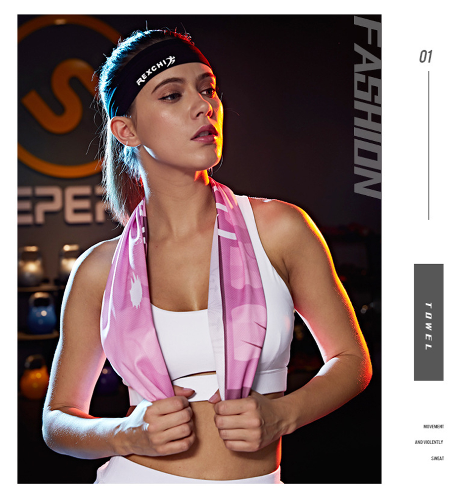 HTB1I0h8XQ9E3KVjSZFGq6A19XXao - REXCHI Ultralight Microfiber Gym Yoga Towel Quick Dry Cold Feeling Sweat Cooling Ice for Beach Swimming Running Jogging Travel