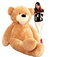 11 Feets 340 см Огромный, Гигантский Большой плюшевый медведь США мягкие игрушки кукла подарок