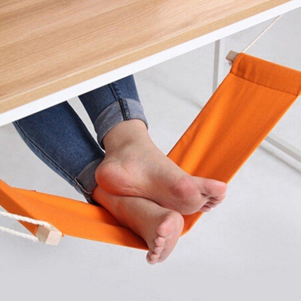 Стол гамак для ног ногой стул Уход Инструмент гамак для ног открытый остальные Cot Портативный офисные гамак для ног Мини опора для стоп для д...